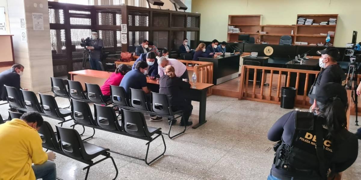 Implicados en caso de corrupción en el ministerio de Cultura son enviados a Mariscal Zavala