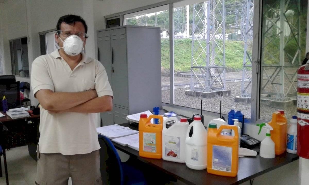 Se entregan nuevos insumos de bioseguridad a los operadores del Sistema Nacional de Transmisión