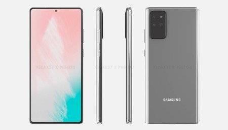 Galaxy Note 20 Inside