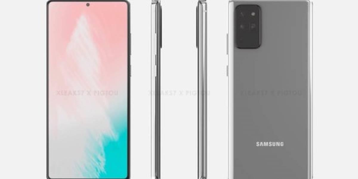 Samsung: rumores indican que la serie Galaxy Note 20 saldría con un precio más bajo que el Note 10