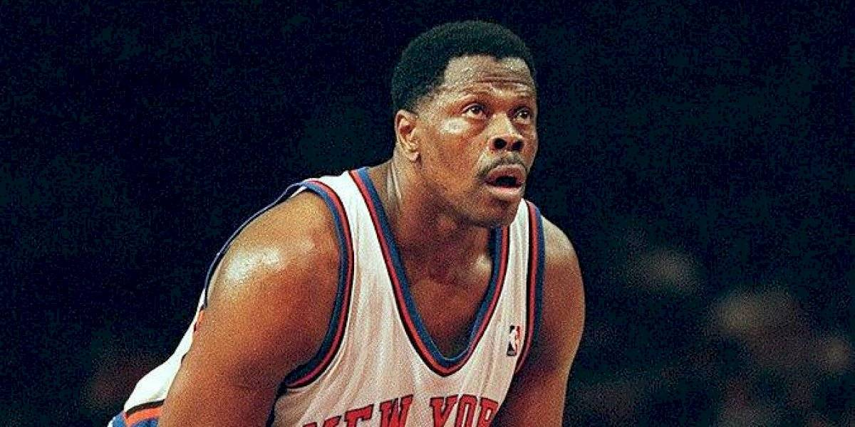 Patrick Ewing, ex estrella de la NBA, da positivo por Covid-19