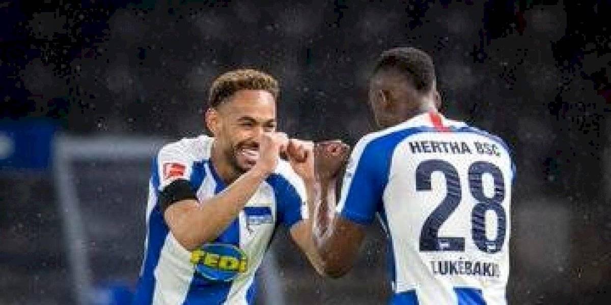 Hertha Berlin gana, gusta y golea a su acérrimo rival