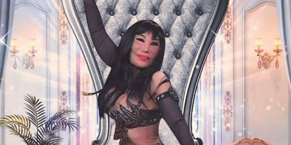Lyn May confesó que Juan Gabriel la usó para aparentar que era heterosexual