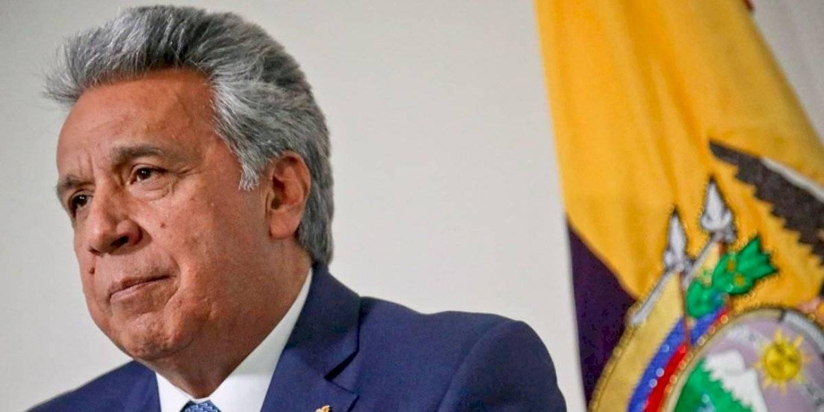 Presidente Lenín Moreno respondió dudas de la emergencia sanitaria
