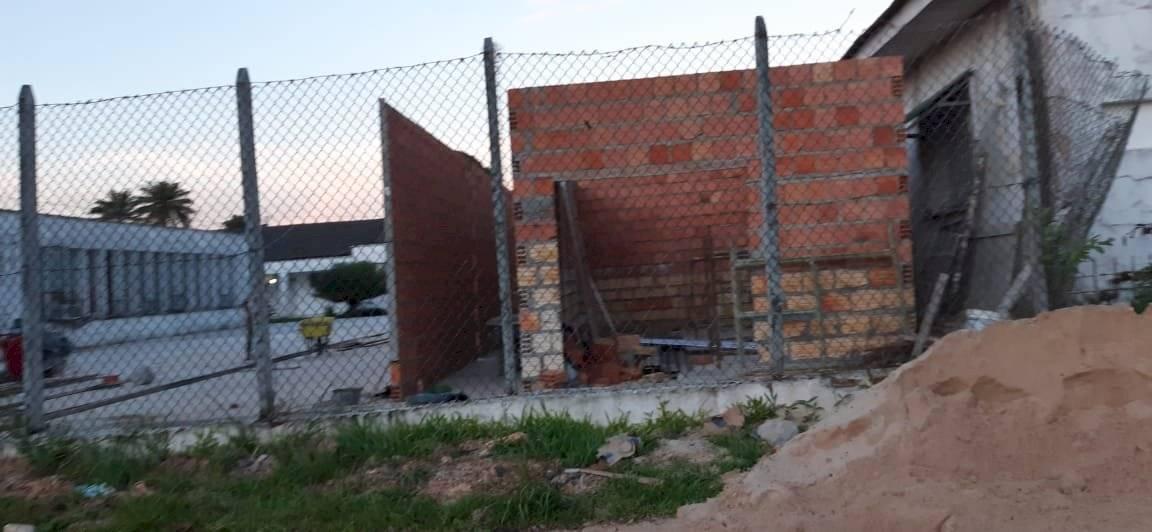 Muros hospital de Leticia