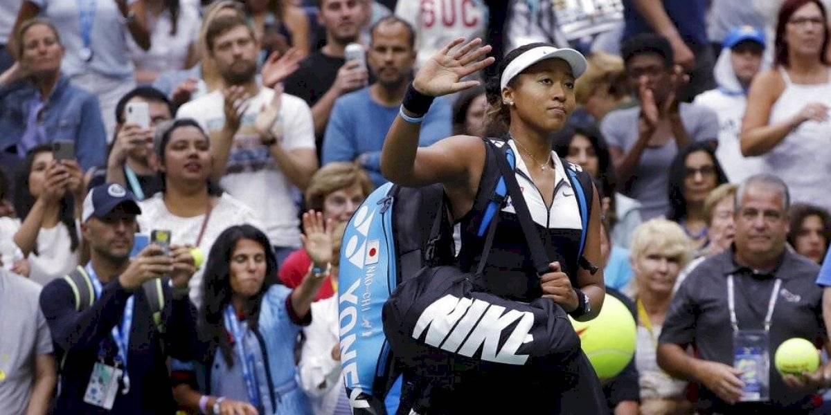 Naomi Osaka se corona como la deportista con mayores ganancias en el año
