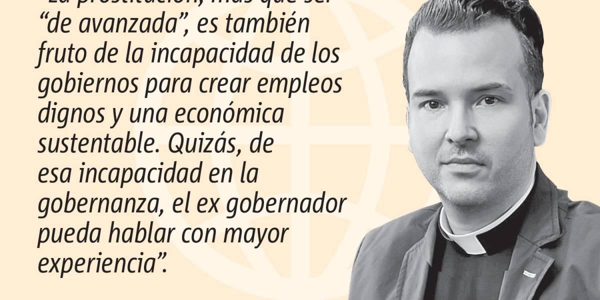 """Opinión del Padre Orlando Lugo: Prostitución """"de avanzada"""""""