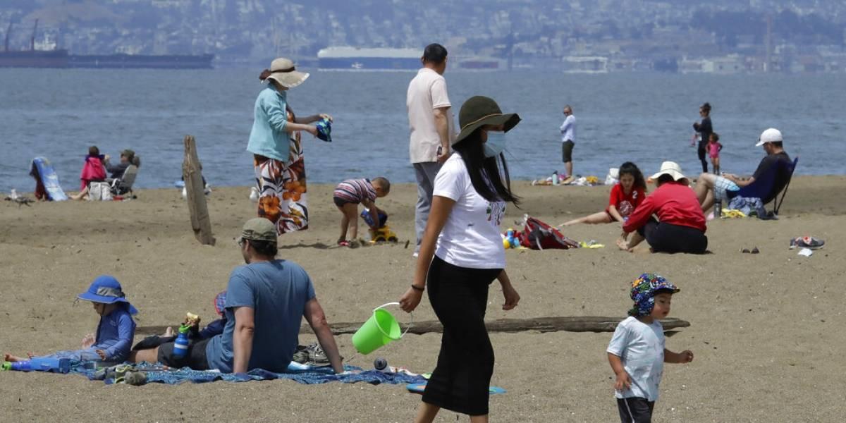 Preocupado el Departamento de Salud ante celebraciones del 4 de julio en las playas