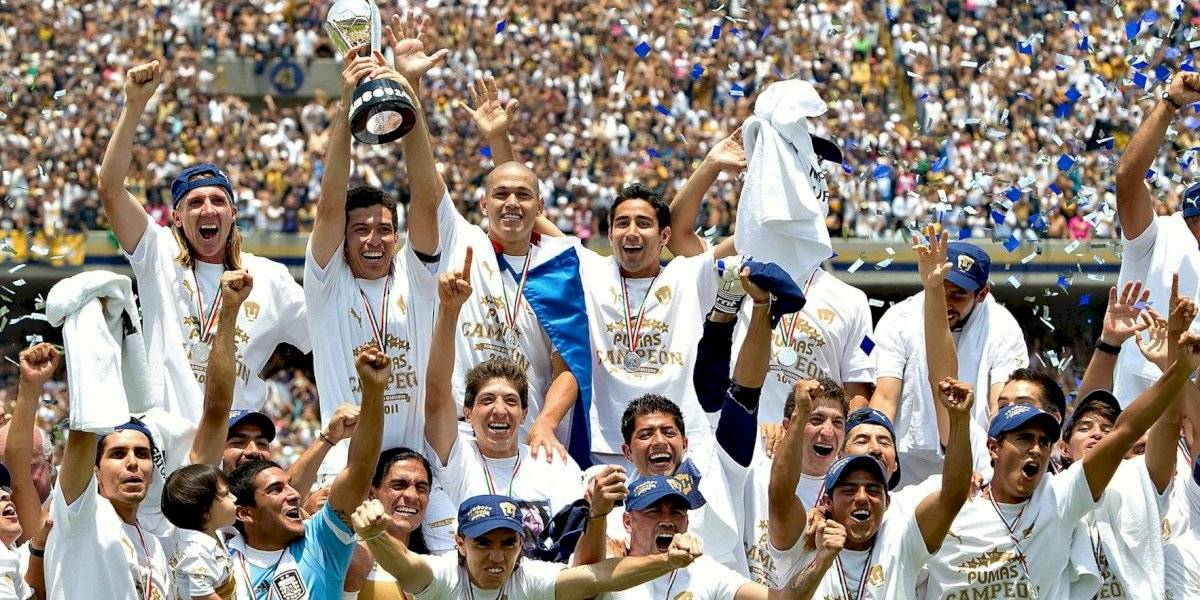 Desde su último título, Pumas ha conseguido 7 Liguillas; en 4 los eliminó América