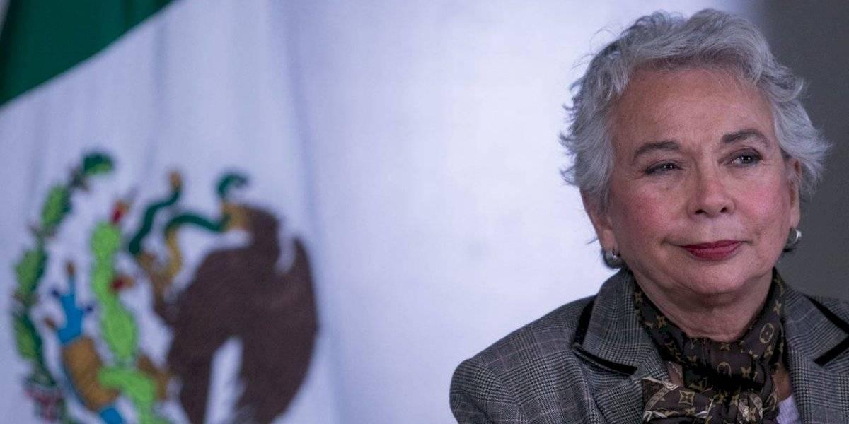 Reconoce Sánchez Cordero que presupuesto para proteger mujeres es incierto