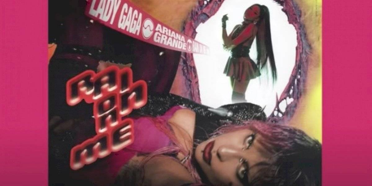 """Lady Gaga y Ariana Grande estrenan su canción """"Rain on me"""""""