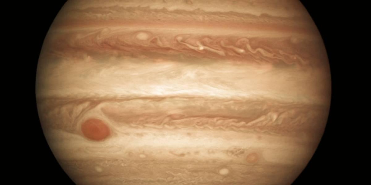 Espacio: encuentran un extraño objeto activo cerca de Júpiter
