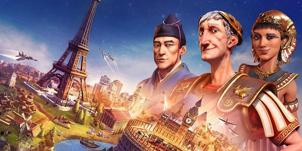 Epic Store ahora está regalando Sid Meier's Civilization VI para PC