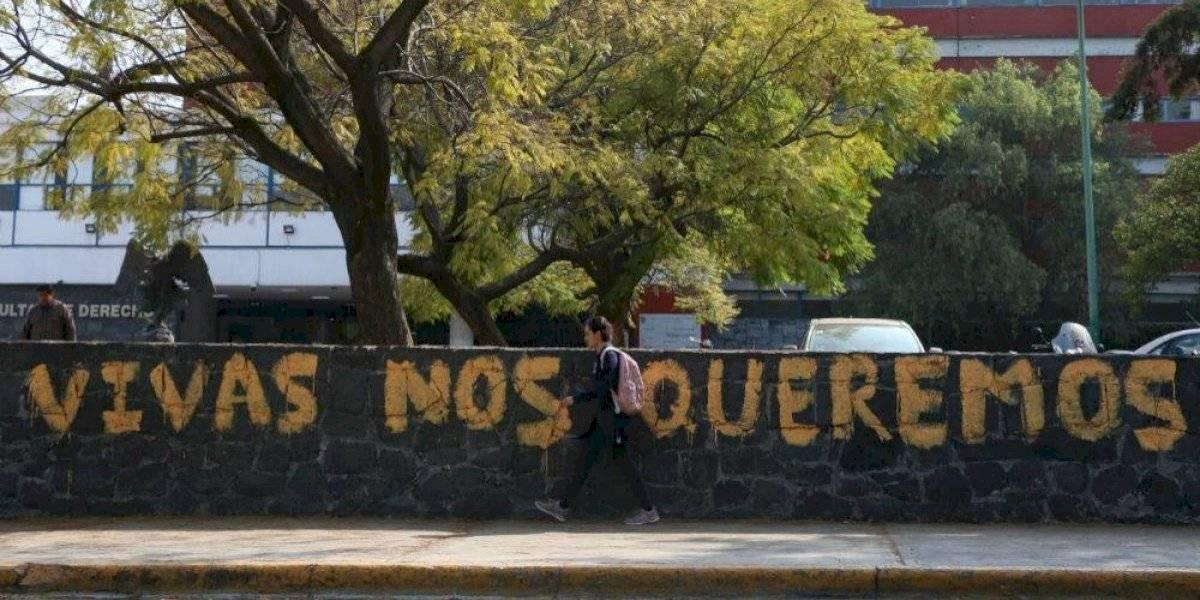 Mujeres entregan Facultad de Psicología de la UNAM