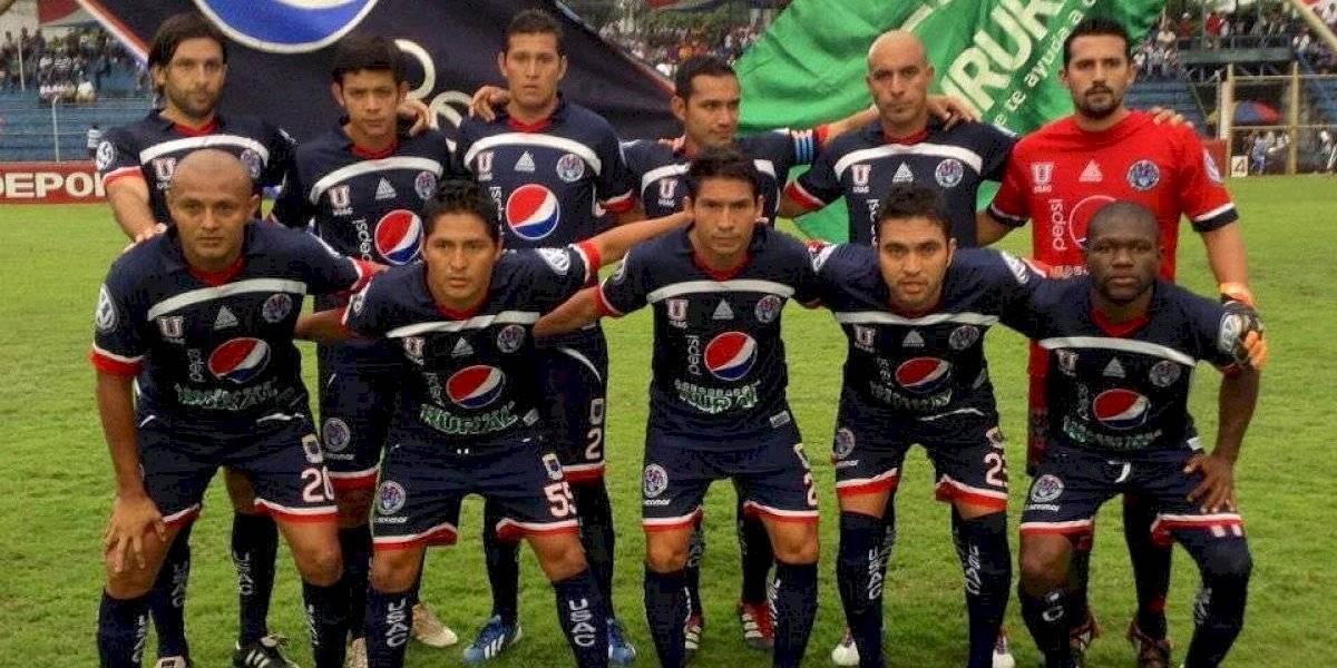 El equipo más longevo del futbol guatemalteco desciende a la Tercera División