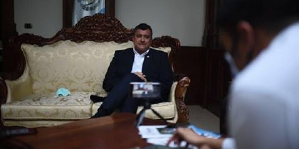 """""""En las próximas semanas se define cuándo volveremos a la actividad"""", Guillermo Castillo, vicepresidente"""