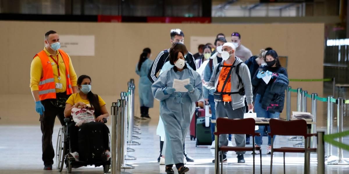 Coronavirus.- El Gobierno cree que la cautela para reabrir fronteras ayudará a que España se perciba como destino seguro