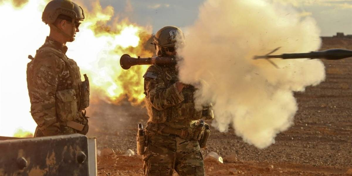 Siria.- La coalición internacional y las FDS matan en Siria a dos líderes de Estado Islámico