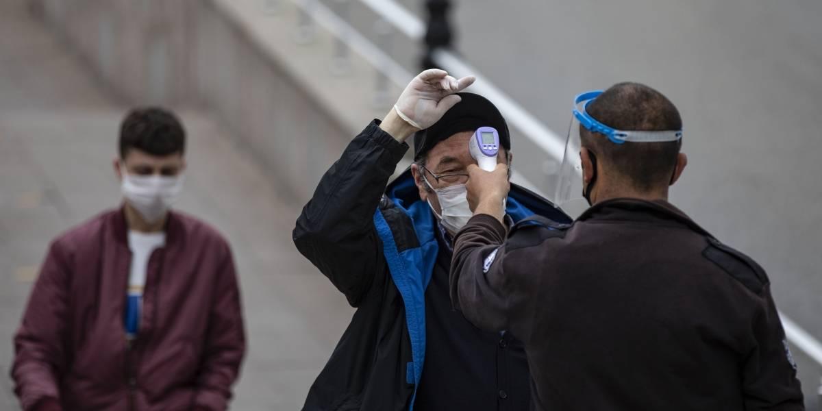 Coronavirus.- Turquía impone el primer toque de queda para todo el país por la festividad del Eid al Fitr