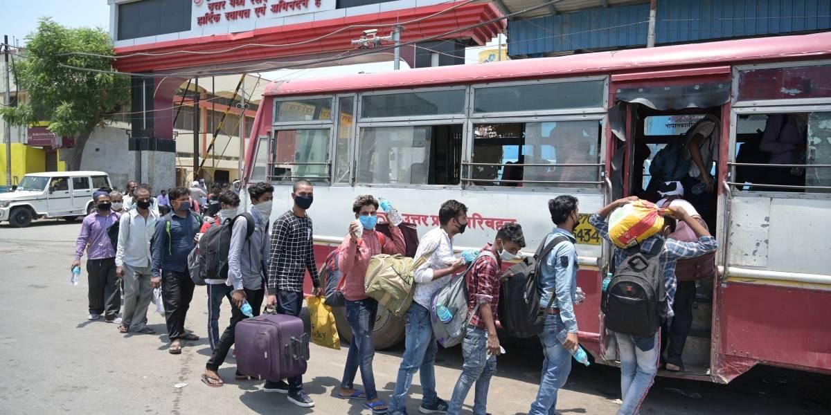 Coronavirus.- India registra la cifra récord de 6.600 nuevos casos de coronavirus en las últimas 24 horas