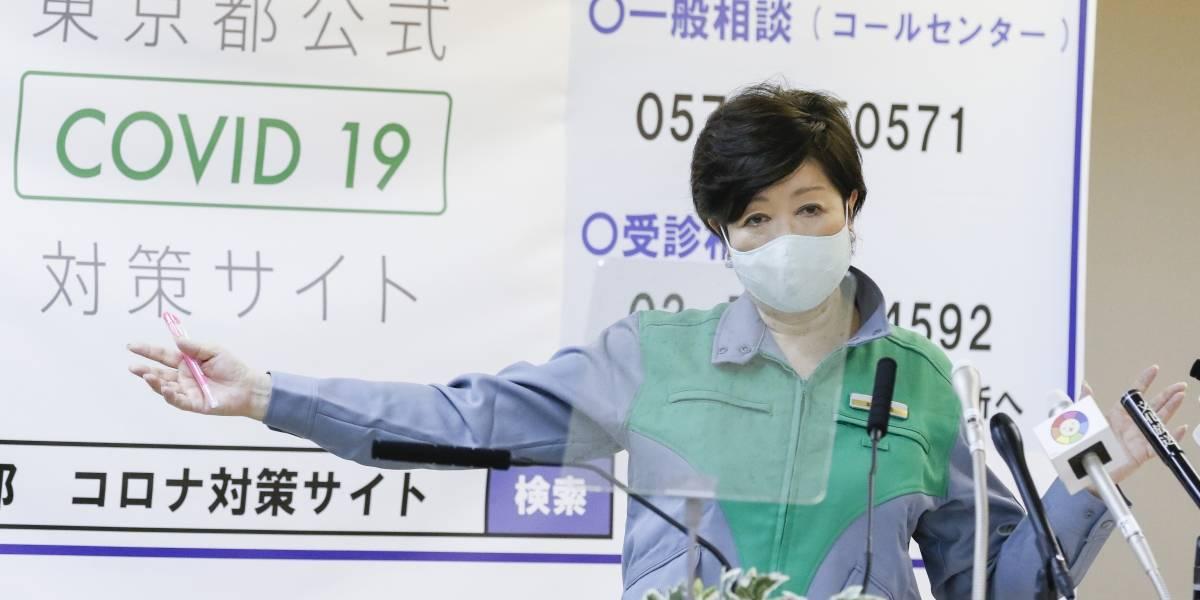 Coronavirus.- El Gobierno japonés contempla el levantamiento del estado de emergencia el próximo lunes en Tokio