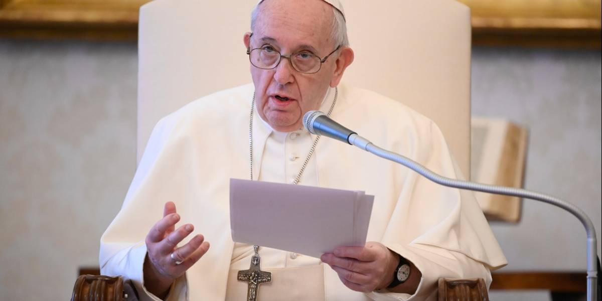 """Papa Francisco.- El Papa pide que la vida sea """"defendida y protegida siempre"""""""