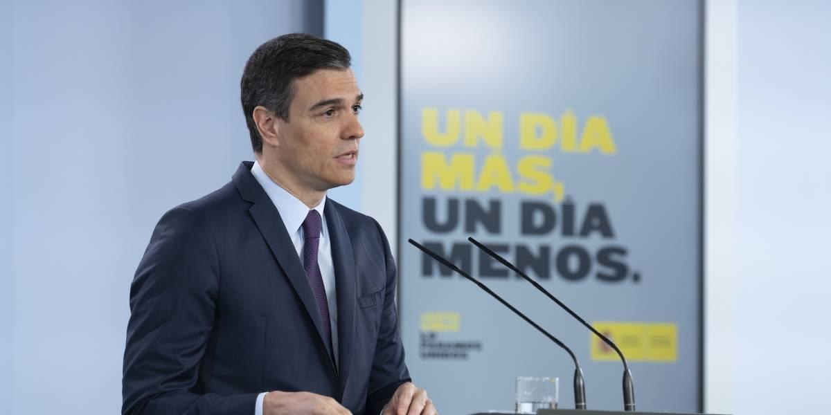 España.- Cvirus.- Sánchez anuncia un luto oficial de 10 días en España que se aprobará el martes