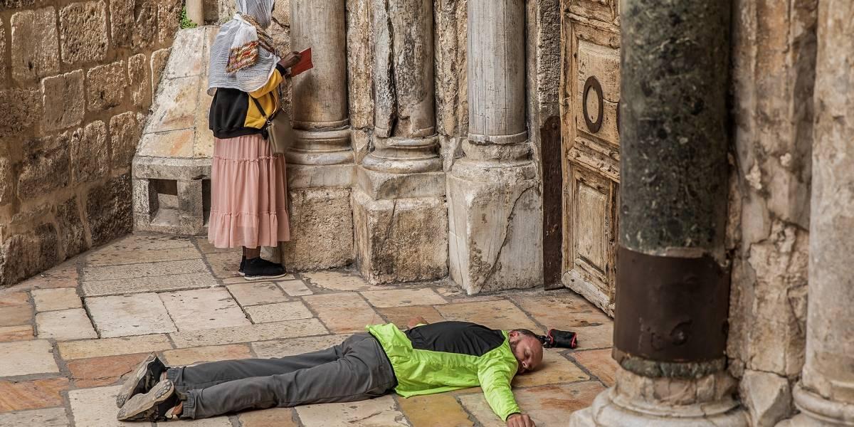 O.Próximo.- La Basílica del Santo Sepulcro de Jerusalén reabre este domingo con estrictas medidas de seguridad