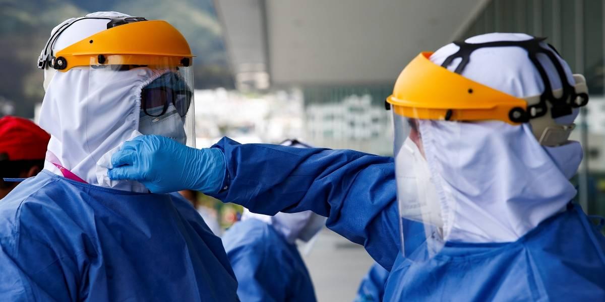 Quito supera a Guayaquil en contagios diarios de coronavirus