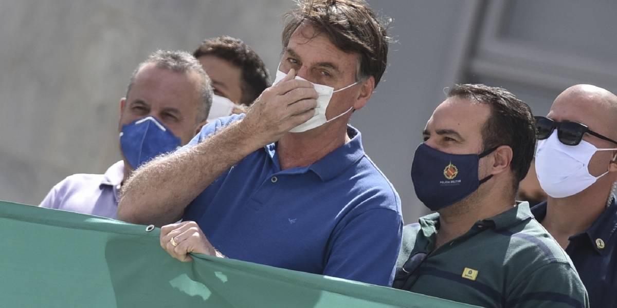 Brasil aplaza el cierre de todas sus fronteras por 30 días