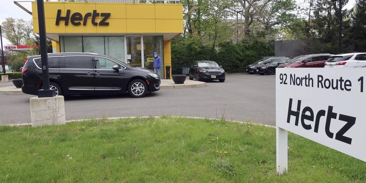El coronavirus acaba con Hertz: afamada rent a car se declara en quiebra