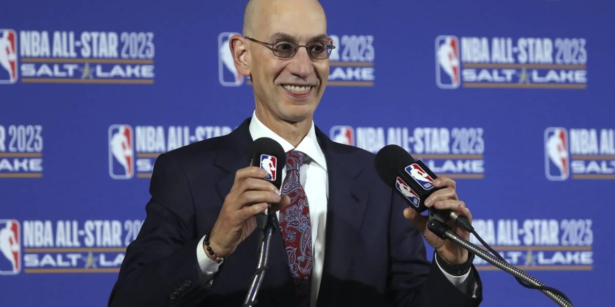 NBA negocia con Disney para jugar el resto de la temporada en sus parques