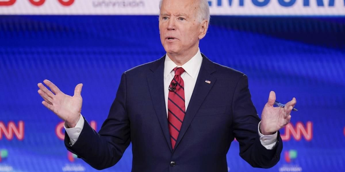 Biden logra formalmente la nominación presidencial demócrata