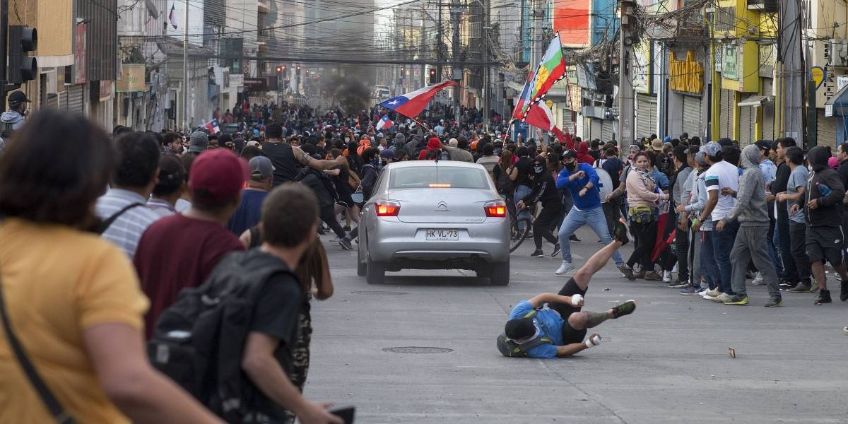 Reformalizaron por 9 homicidios frustrados a autor de atropello de manifestantes en pleno estallido social
