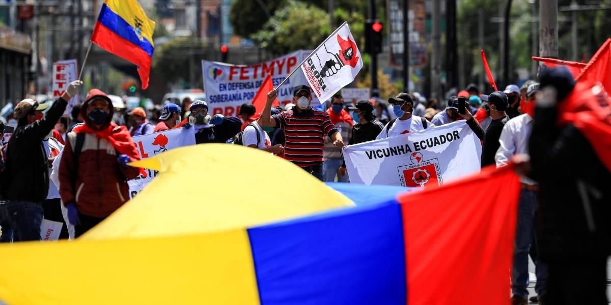 Corte Constitucional dispone al Gobierno garantizar el derecho a la protesta pacífica