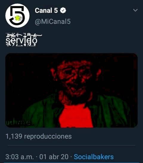 Canal 5 Misterio México