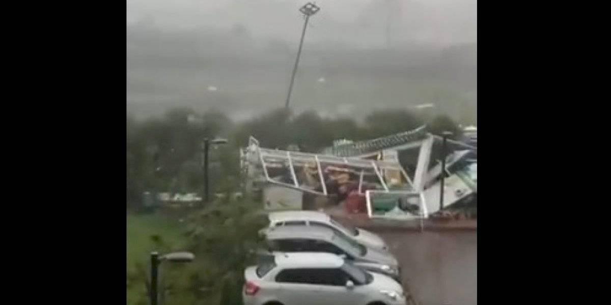 Gravação revela som surpreendente dos ventos do ciclone Amphan