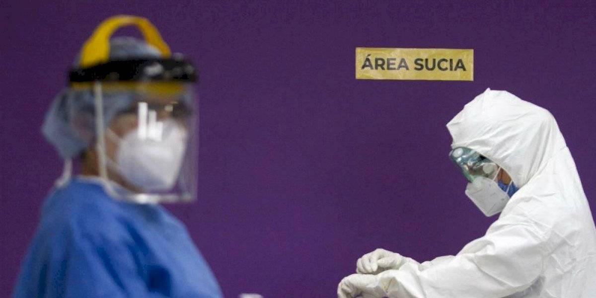 Brote de Covid-19 en Hospital Universitario de NL afecta a 23 personas