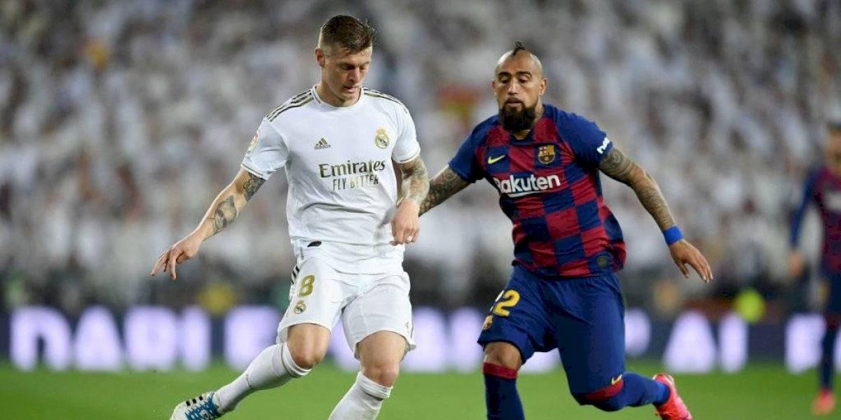 Confirmado: La Liga de España se reanudará el próximo 8 de junio