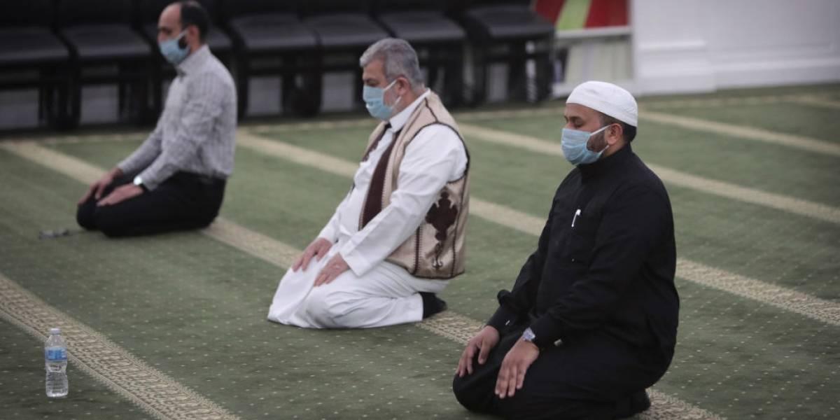 Sombrío final de Ramadán, entre más contagios de coronavirus y más restricciones