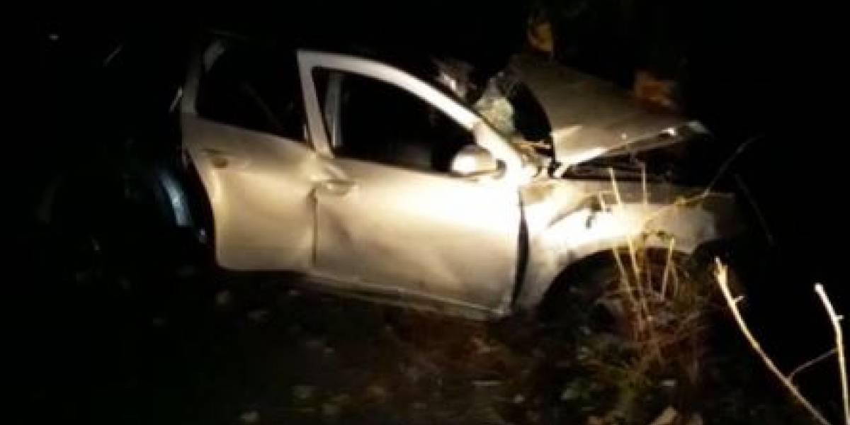 Cuatro líderes indígenas muertos en grave accidente de tránsito
