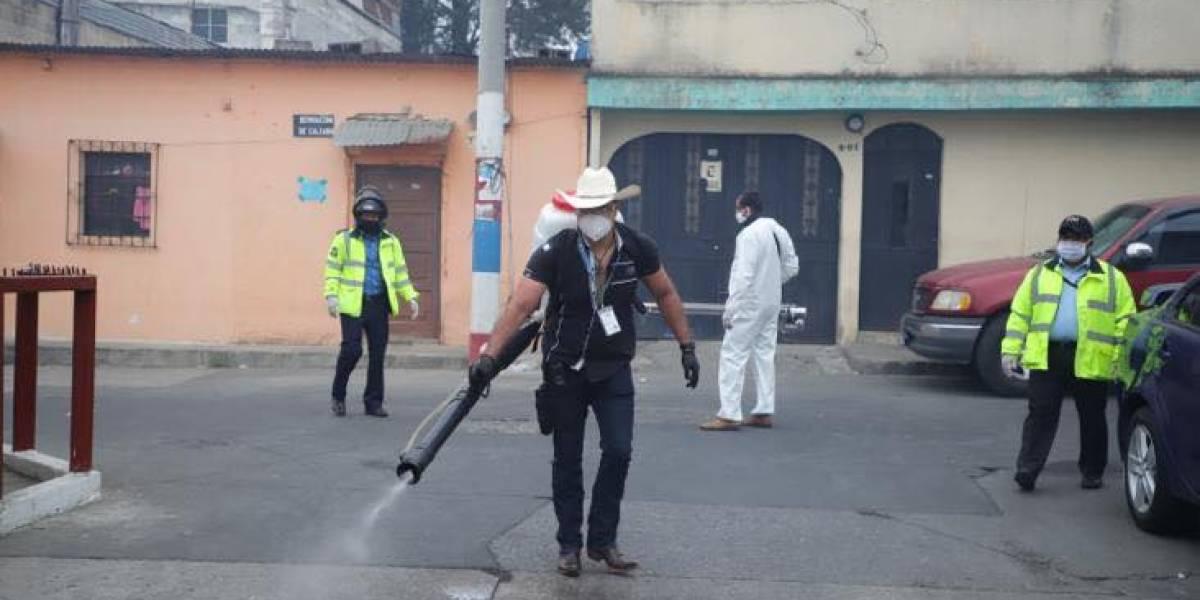 Municipalidad de Mixco confirma su primer empleado con COVID-19