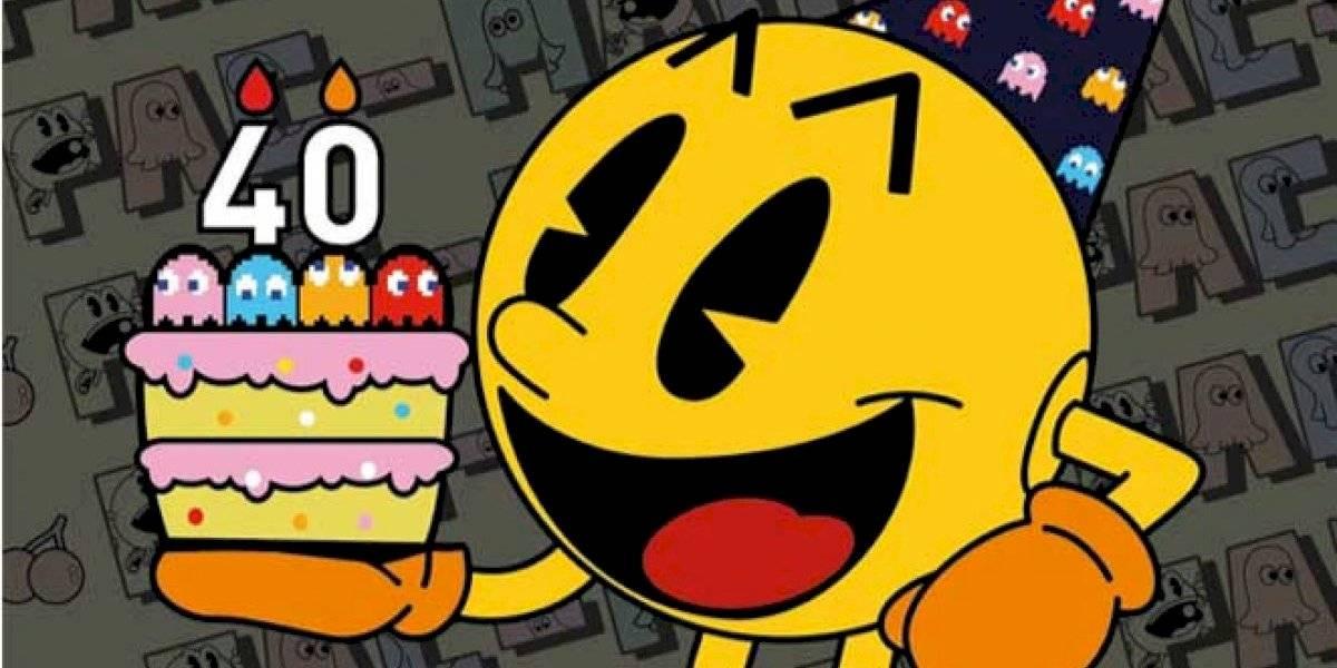 Pac-Man, el más famoso de los juegos de arcade, cumple 40 años