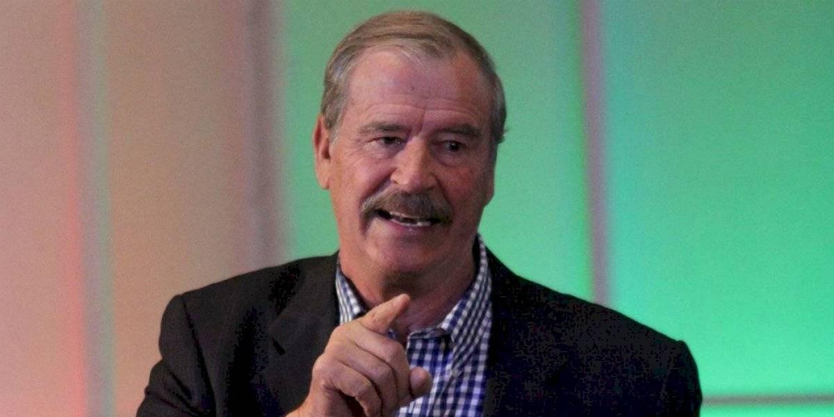 No veo ninguna curva aplanada, asegura Vicente Fox sobre datos de Covid-19