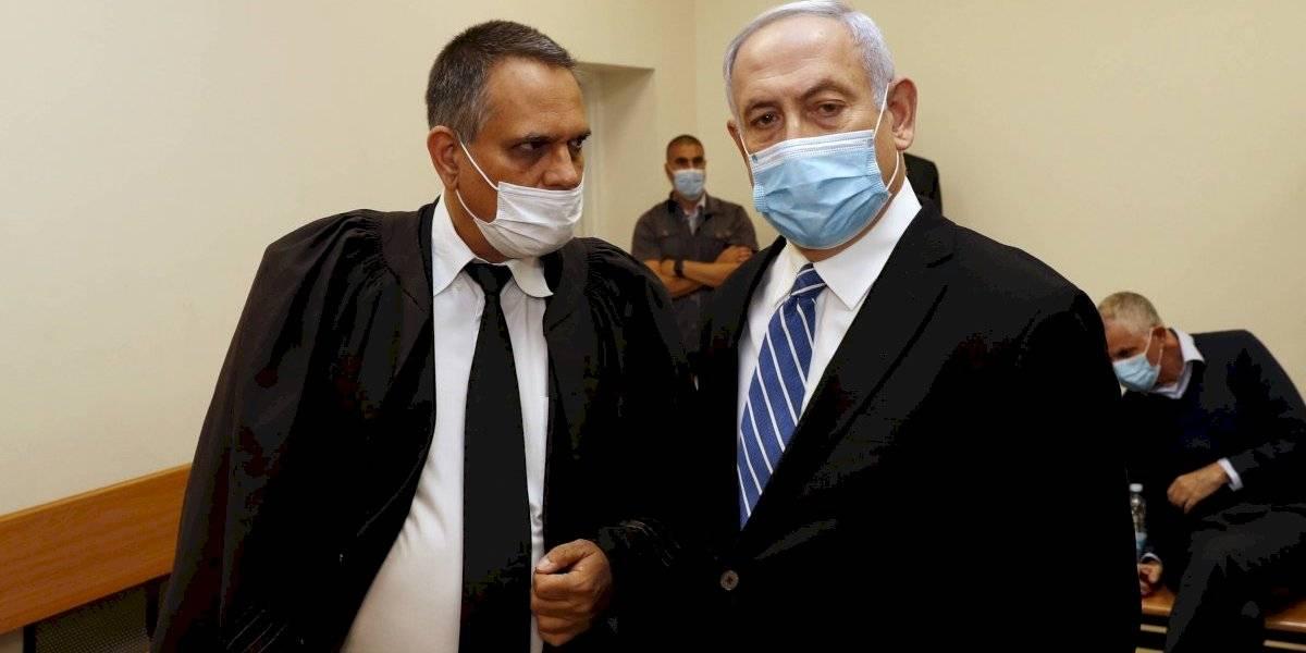 Inicia juicio por corrupción contra el primer ministro de Israel