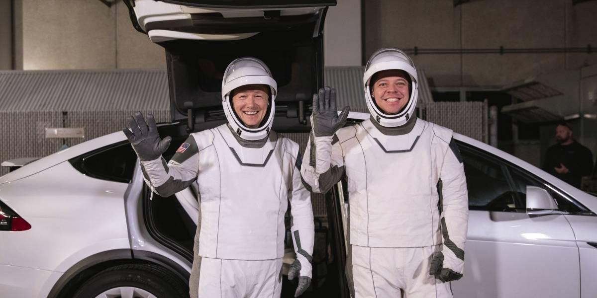 SpaceX se prepara para su primer lanzamiento con astronautas