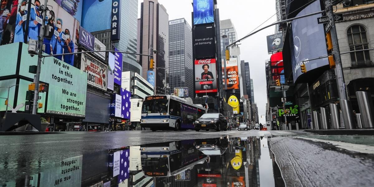 Sigue disminuyendo la cifra de muertes por COVID-19 en Nueva York