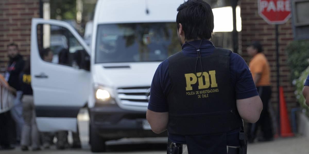 Dueño de casa mató a asaltante y dejó heridos a otros dos en La Cisterna