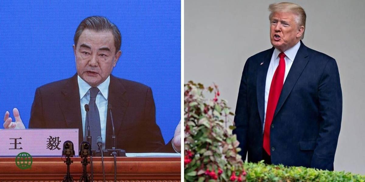 """China advierte de """"una nueva guerra fría"""" con EEUU por la COVID-19"""