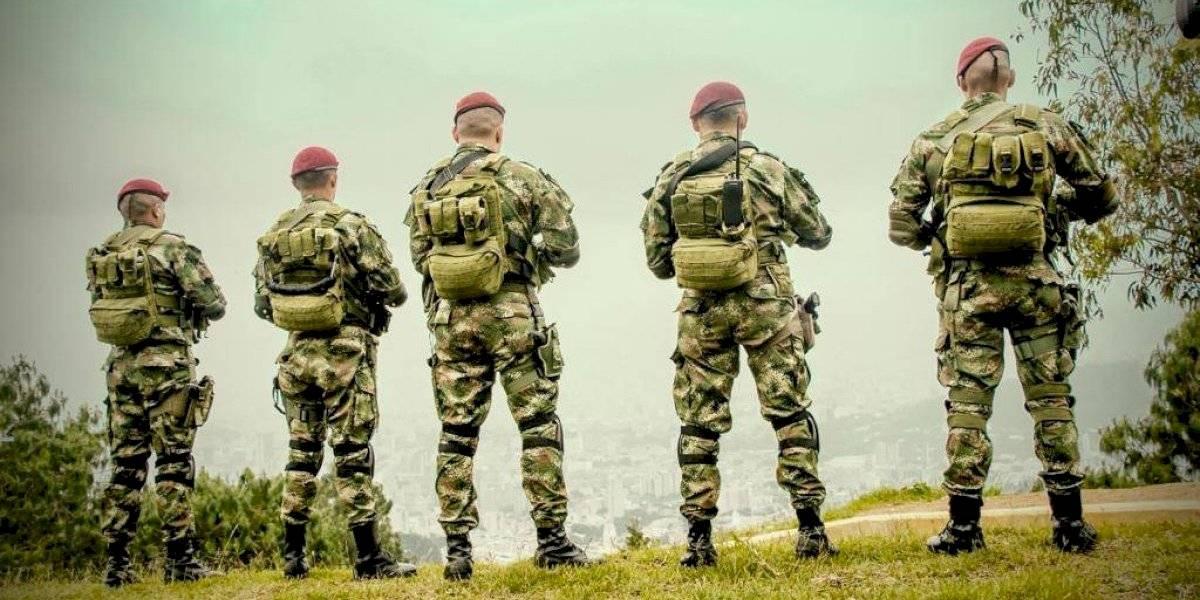 Militares retirados conformaron banda dedicada a la extorsión